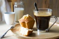 Hot coffe Stock Photos
