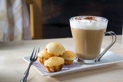 Hot coffe Royalty Free Stock Photo