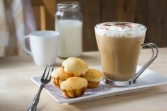 Hot coffe Stock Image