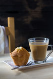 Hot coffe Stock Photography