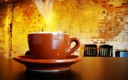 Hot coffee stock photos