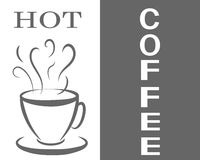 Hot_coffee Stock Image