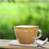 Hot coffee Royalty Free Stock Photo