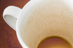 Hot Coffee Cup Royalty Free Stock Photos