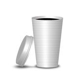 Hot Coffee Cup Stock Photos