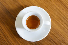 Hot coffee for morning Royalty Free Stock Image