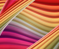 Hot Colorful Abstract Background Royalty Free Stock Photo