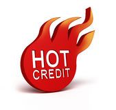 Hot Credit Stock Images