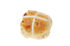 Hot cross bun Royalty Free Stock Photos