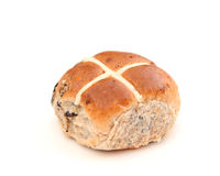 Hot cross bun Stock Photos