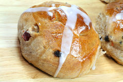 Hot Cross Buns Royalty Free Stock Images