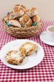 Hot cross buns Royalty Free Stock Image
