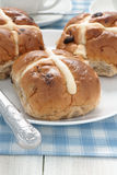 Hot Cross Buns Stock Photos