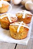 Hot cross cakes Royalty Free Stock Photo
