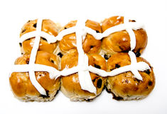 Hot crossed buns Royalty Free Stock Photography