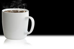 Hot Cup of chocolate Royalty Free Stock Photo