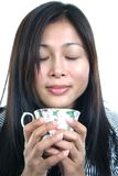 Hot cup of tea 1 Royalty Free Stock Images