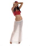 Hot dancer Royalty Free Stock Image