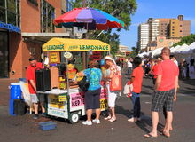 USA, Arizona: Lemonade Line stock photo