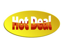 Hot deal 3d Stock Images