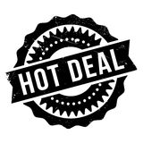 Hot deal stamp Royalty Free Stock Photo