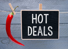 Free Hot Deals Royalty Free Stock Images - 49617129