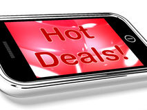 Hot Deals On Mobile Screen Stock Photos