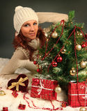 Hot december Stock Photo