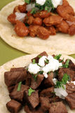 Hot delicious tacos Royalty Free Stock Images