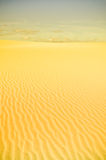 Hot desert Royalty Free Stock Image