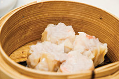 Hot Dimsum Royalty Free Stock Image