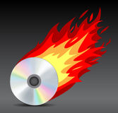 Hot Disk Stock Image