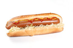 Hot-dog Photo stock