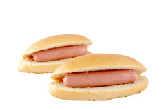 Hot dog Stock Images