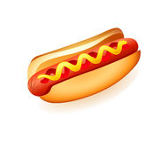 Hot-dog Royalty Free Stock Photography