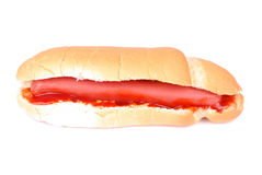 Hot dog fast food Royalty Free Stock Images