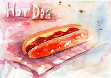 Hot-dog Photos stock