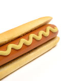 Hot dog Stock Image