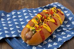 Hot dog Images stock