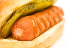 Hot-dog photographie stock