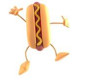 Hot dog Images libres de droits