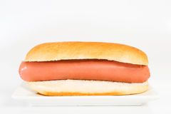 Hot dog Stock Photo