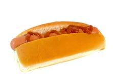 Hot dog Fotografie Stock