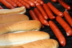 Hot-dog Stock Photos
