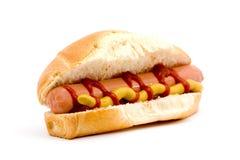 Hot dog Stock Image