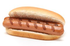 Hot dog immagini stock