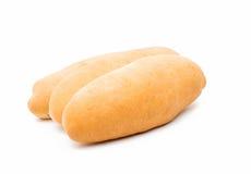 Hot dog bun Royalty Free Stock Images