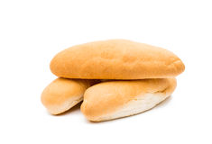 Hot dog bun Royalty Free Stock Image