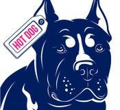 Hot dog di Amstuff Fotografie Stock Libere da Diritti