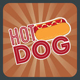 Hot dog Royalty Free Stock Photos